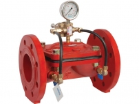 PR PRESSURE REDUCING CONTROL VALVE DN50